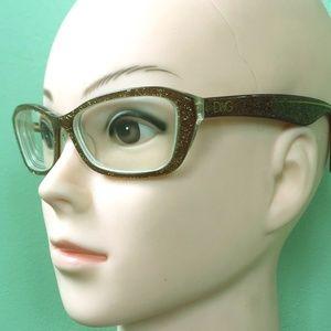 Dolce & Gabbana DG 3168 Glitter Eyeglasses 2743